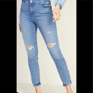 High waisted Rockstar Jeans
